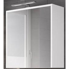 Comfort Line toiletkastwit 60 cm.met Led verlichting
