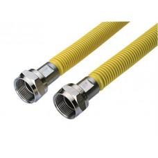 Ram gasslang Rvs flexibel 120 cm. m24 - 73114
