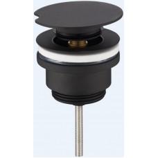 Wiesbaden Luxe draaiwaste 5/4 laag model mat-zwart