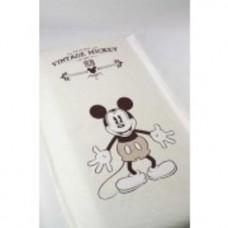 Aquanova Vintage Mickey gastendoek creme