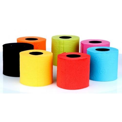 Wc Papier Zwart.Renova Zwart Toiletpapier 6 Stuks Per Pak