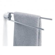 Blomus Duo handdoekrek zwenkbaar Rvs (glans)