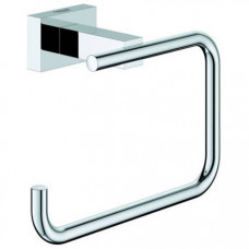 Grohe Essentials Cube handdoekring chroom