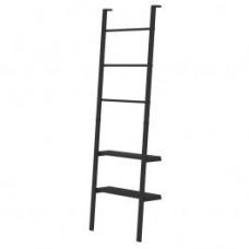Allibert Loft Game ladder handdoekhouder zwart