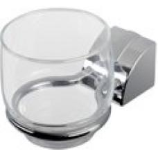 Geesa Argos glashouder chroom hangend 8002-02