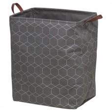 Sealskin Geometric wasmand 60l. grijs  - 362455014