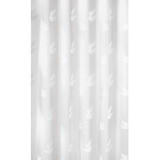 Kleine Wolke Canton douchegordijn 180 x 200 cm. sneeuwwit