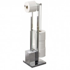 Allibert K're Toiletcombinatie chroom 814168