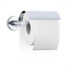 Blomus Areo toiletrolhouder met klep mat Rvs 68900