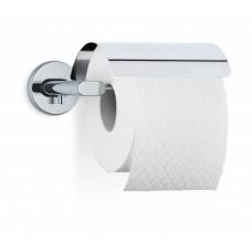 Blomus Areo toiletrolhouder met klep gpolijst Rvs 68910