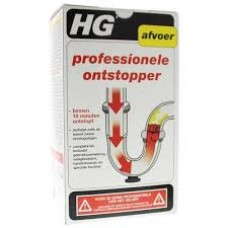 HG Professionele ontstopper kit 250 ml.