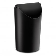 Koziol Jim afvalemmer zwart 3,25 L - 5772526