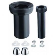 Haas univ. wandcloset aansluitset 90/110 180 mm. -3286