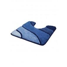 Kleine Wolke Wave toiletmat Marineblauw - 5507769129