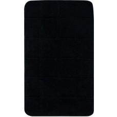 Floris Piazza badmat zwart 60 x 100 cm. -16366400