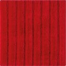 Casilin California badmat (antislip) rood 60 x 60 cm.