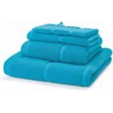 Aquanova Adagio handdoek Aquablauw - ADATWS60